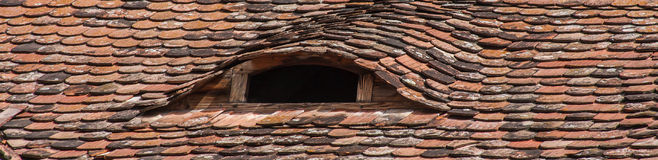 The roof. Royalty Free Stock Images