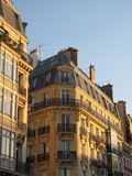 Roof of Paris Stock Images