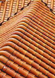 Roof Pattern Stock Images