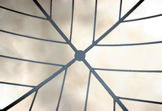 Roof pattern Stock Image