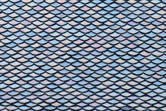 Roof pattern background Royalty Free Stock Photography