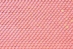 Roof pattern Royalty Free Stock Photos