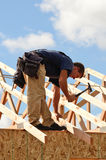 Roof Rafter Stock Images