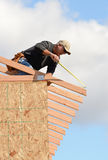 Roof Rafter Royalty Free Stock Images