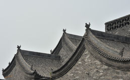 The roof Royalty Free Stock Photography