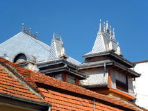 Roof 4 Royalty Free Stock Photography