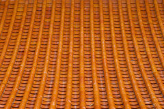 Roof row background Royalty Free Stock Photos