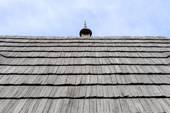 Roof of the rural house Royalty Free Stock Photos