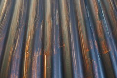 Roof rust. Royalty Free Stock Photos
