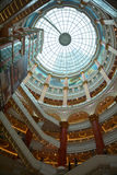 Roof of shanghai global harbor shopping mall Stock Photography