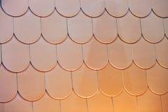 Roof shingle Stock Photography