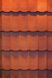 Roof shingle Stock Image