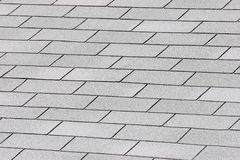 Roof shingles stock images