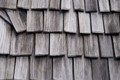 Roof shingles Royalty Free Stock Images