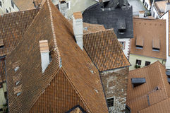 Roof shingles. Stock Image