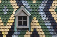 Roof shingles. Stock Photography