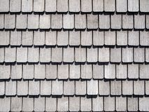 Roof shingles format filling small royalty free stock images