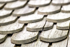 Roof shingles Royalty Free Stock Image