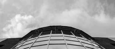 Roof in sky Stock Photos