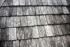 Roof slate Royalty Free Stock Image