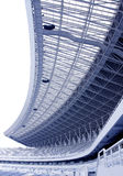 Roof of the stadium Stock Images