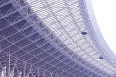 Roof of the stadium. In china Stock Photography