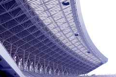 Roof of the stadium. In china Stock Image