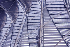 Roof of the stadium. In china Stock Photo