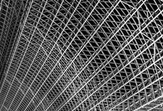 Roof steel structure Royalty Free Stock Images