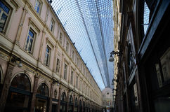 Roof of street in brussels Royalty Free Stock Photography