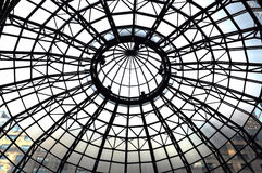 Roof and structure. Beautiful architecture design of roof Royalty Free Stock Photos