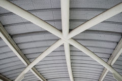 Roof structure Stock Images