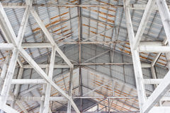 Roof structures Royalty Free Stock Image