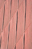 Roof surface. Royalty Free Stock Images