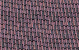 roof terracotta red color on house background base of n royalty free stock photography