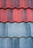 Roof texture Stock Images