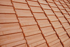 Roof texture Stock Image