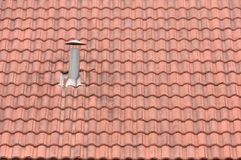 Roof texture Royalty Free Stock Photography