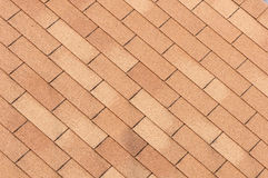 Roof texture close-up Stock Photo