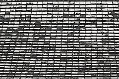 Roof texture for pattern and background Stock Photography