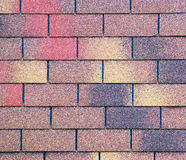 Roof texture Stock Photography