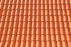 Roof texture tile Stock Photo