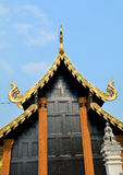 Roof thai lanna Royalty Free Stock Photography