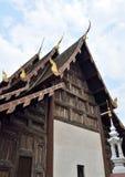 Roof Thai lanna Stock Image