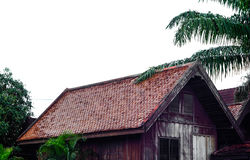 The roof Thailand Royalty Free Stock Photography