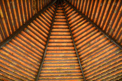 The Roof. In Thailand Royalty Free Stock Image