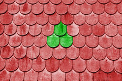 Roof tile Royalty Free Stock Photo