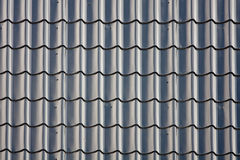 Roof tile architecture construction texture Stock Photos