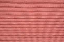 Roof tile arranged pattern background Stock Photo