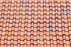 Roof Tile as background Royalty Free Stock Photo